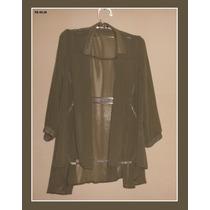 Camisa Blusa Tùnica Saída Bata 48 50 52 Size Chifon G Gg Xg
