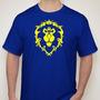 Camiseta Aliança World Of Warcraft