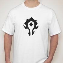 Camiseta Horda World Of Warcraft