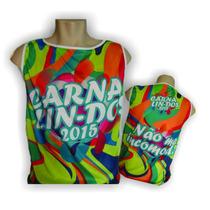 Abadás, Camisetas Personalizadas, Carnaval, Sublimação Total