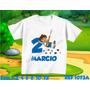 Camiseta Infantil Go Diego Go Mickey Minnie Aniversário
