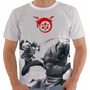 Camiseta Full Metal Alchemist - Anime - Mangá