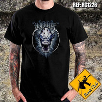 Camiseta De Rock Banda- High On Fire - Ref.1226 Rock Club