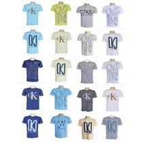 Camisa Estampada Calvin Klein Hollister Armani Billabong V
