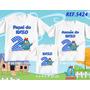 Kit Camisetas Personalizadas Aniversário Galinha Pintadinha