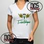 4 Camisetas Personalizada Fisioterapia Feminina Frete Gratis