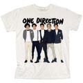 Camiseta One Direction - Camisas De Bandas 1d