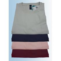 Lote Camiseta Sulfabril Com Bolso Cores Diversas 14 Pçs
