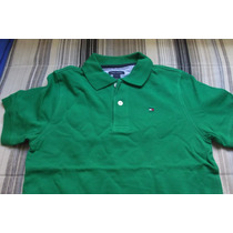 Camisas Polo Tommy Hilfiger - 8/10 ,16/18 Anos