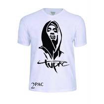 Camisas Camisetas Tupac 2 Pac Personalizada Baby Look Rap
