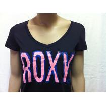 Blusa Camiseta Roxy Silk M/c Lopeside - 73.87.1345 Nova