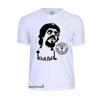Camisas Camisetas Raul Seixas Banda Baby Look Rock Pop Rap