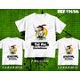 Camisetas Tal Pai Tal Filhos Dois Filhos Corinthians Kit 3