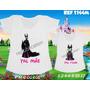 Camisetas Tal Mãe Tal Filha Princesas Malévola Cinderela