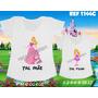Camisetas Princesas A Bela Adormecida Tal Mãe Tal Filha