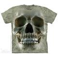 Camiseta Big Face Skull/ Cranio/ Caveira - The Mountain