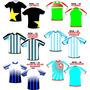 Jogo De Camisa Futebol , Personalizado Sublimação Total