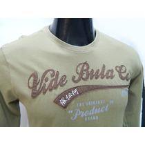Mh Multimarcas - Camiseta Vide Bula Original E Nova