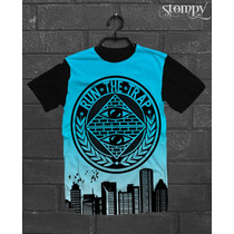 Stompy Camisetas - Trap Music (masculina E Feminina)