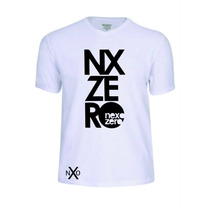 Camisas Camisetas Nx Zero Skate Punk Reggae Rap Rock Jaz Pop