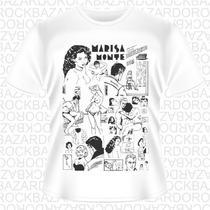 Camiseta Marisa Monte - Barulhinho Bom