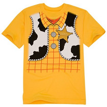 Camisa Blusa Menino Woody 10-12 Anos Toy Story Disney