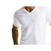 Camiseta Malha Fria 100%poliester Gola V Preço Atacado