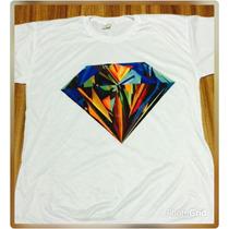 Camiseta Personalizada Diamond Supreme 2pac Fuck Sabotage