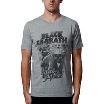 Camiseta Black Sabbath Ozzy Osborne Blusa Moletom Banda Rock