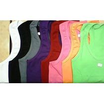 Camiseta Regata Feminina Nadador Viscolycra Camiseta Blusa.