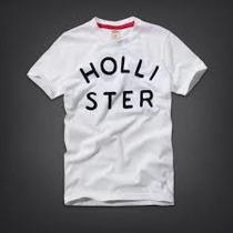 Hollister Camiseta Masculina Varios Modelos Tamanhos
