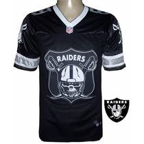 Camisa, Camiseta Futebol Americano Los Angeles Raiders, Nfl