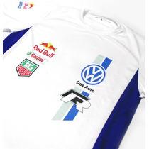 Camiseta Bicolor Dry Fit - Volkswagen Polo R - Wrc - Es153