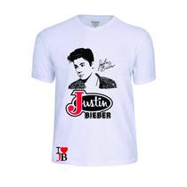 Camisas Camisetas Justin Bieber Series Personalizada Lindas