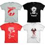 Camisetas Desenho Dragon Ball Z Goku Caverna Do Dragão