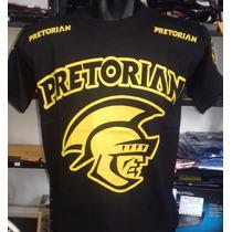 Camisa Camiseta Mma Pretorian Mma Competidor Luta Boxe Jiu