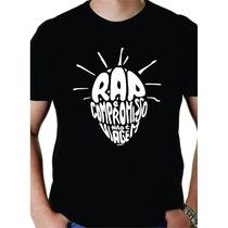 Camisa Camiseta Rapper Sabotage
