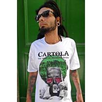 Camisa Rap Outlaw Cartola Root Samba
