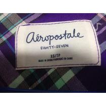 Camisa Aeropostale Original Semi Nova. Colecao 2013.