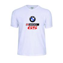 Camisa Camiseta Bmw R 1200 Moto Motocicleta Ferrari G 650 Gs