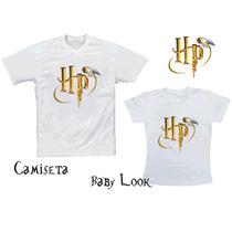 Camiseta Harry Potter Exclusiva