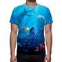 Camisa, Camiseta Filme Disney Procurando Dory - 2016
