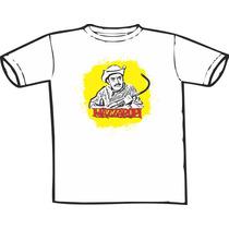 Camiseta Mazzaropi Jeca Estampas Exclusivas! Só Nós Temos!