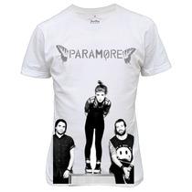 Camiseta Ou Baby Look Paramore Banda De Rock Frete Gratis