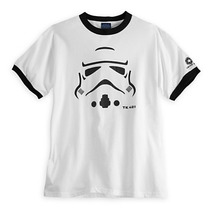 Camiseta Blusa Star Wars Stormtrooper Oficial Disney Tam Xl