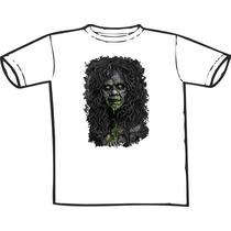 Camiseta Filmes De Terror Estampas Exclusivas! Só Nós Temos!