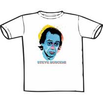 Camiseta Steve Buscemi Estampas Exclusivas! Só Nós Temos!
