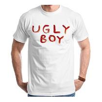 Camiseta Die Antwoord - Ugly Boy Camisa