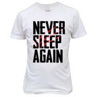 Camiseta Freddy Kruegger Never Sleep Again
