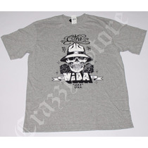 Camiseta Otra Vida Caveira Chicana Low Bike Crazzy Store